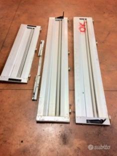 Sponde in alluminio Piaggio Porter
